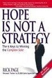 Cover of Hope is Not a Strategy