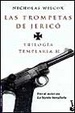 Cover of Las trompetas de Jericó