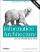 Cover of Information Architecture for the World Wide Web