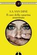 Cover of Il caso della canarina assassinata