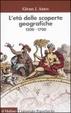 Cover of L'età delle scoperte geografiche 1500-1700
