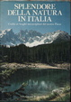 Cover of Splendore della natura in Italia
