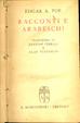 Cover of Racconti e arabeschi
