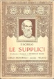 Cover of Le supplici