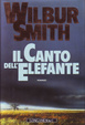 Cover of Il canto dell'elefante