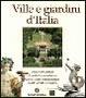 Cover of Ville e giardini d'Italia