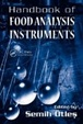 Cover of Handbook of Food Analysis Instruments