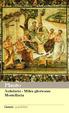Cover of Aulularia - Miles gloriosus - Mostellaria