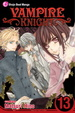 Cover of Vampire Knight, vol.13