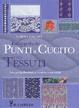 Cover of Enciclopedia dei punti di cucito e dei tessuti