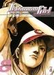 Cover of Tetsuwan girl vol.8