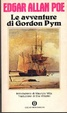 Cover of Le avventure di Gordon Pym