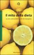 Cover of Il mito della dieta