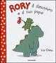 Cover of Rory il dinosauro e il suo papà