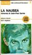 Cover of La nausea