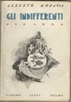 Cover of Gli indifferenti