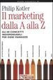Cover of Il marketing dalla A alla Z
