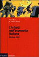 Cover of I tributi nell'economia italiana