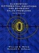 Cover of Elementary Differential Equations and Boundary Value Problems, 6th Edition