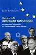 Cover of Euro e (o?) democrazia costituzionale