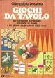 Cover of Giochi da tavolo
