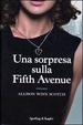 Cover of Una sorpresa sulla Fifth Avenue