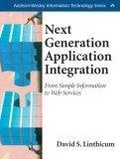Next generation application integration:from simple information to Web services