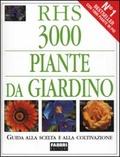 3000 piante da giardino