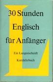 30 Stunden Englisch für Anfänger