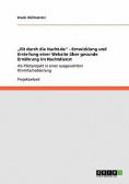 """""""Fit durch die Nacht.de"""" - Entwicklung und Erstellung einer Website über gesunde Ernährung im Nachtdienst"""