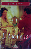 Cover of Il duca e io