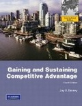 Gaining and sustaining competitive advantage /