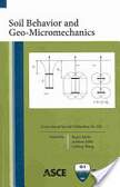 Soil behavior and geo-micromechanics : : proceedings of sessions of GeoShanghai 2010- June 3-5- 2010- Shanghai- China