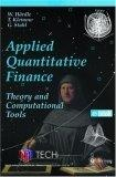 Applied quantitative finance:theory and computational tools
