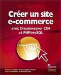 Créer un site e-commerce avec Dreamweaver CS4 et PHP-MySQL