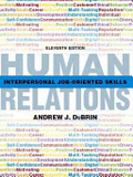 Human relations : : interpersonal job-oriented skills