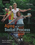 Aging as a social process : : Canadian perspectives