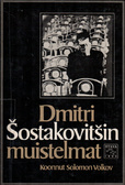 Dmitri Šostakovitšin muistelmat