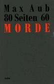 80 Seiten, 60 Morde