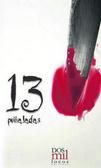 13 puñaladas