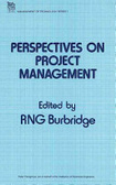 Perspectives on project management