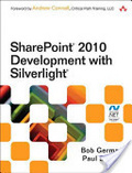 Sharepoint 2010 development with Silverlight /