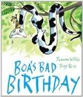 Boas bad birthday 封面