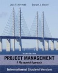 Project management : : a managerial approach