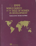 1999 World survey on the role of women in development:globalization, gender and work