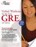 Verbal workout for the new GRE /