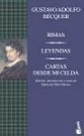 Cover of Rimas - Leyendas - Cartas desde mi celda