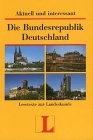Aktuell und interessant, Die Bundesrepublik Deutschland