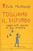 Cover of Togliamo il disturbo