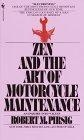 Cover of Zen and the Art of Motorcycle Maintenance
